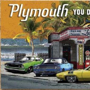 55 x 24 Vinyl Banner Chrysler Plmouth